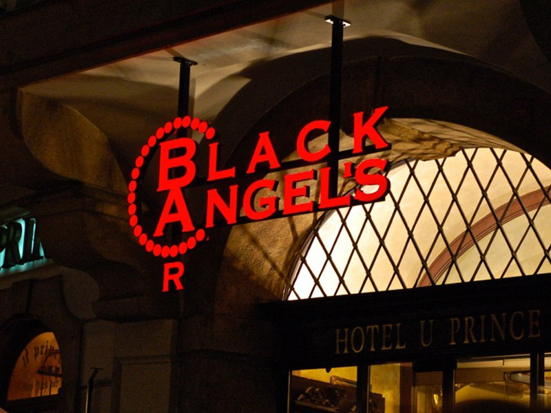 Prague&Me - Black Angel's Bar