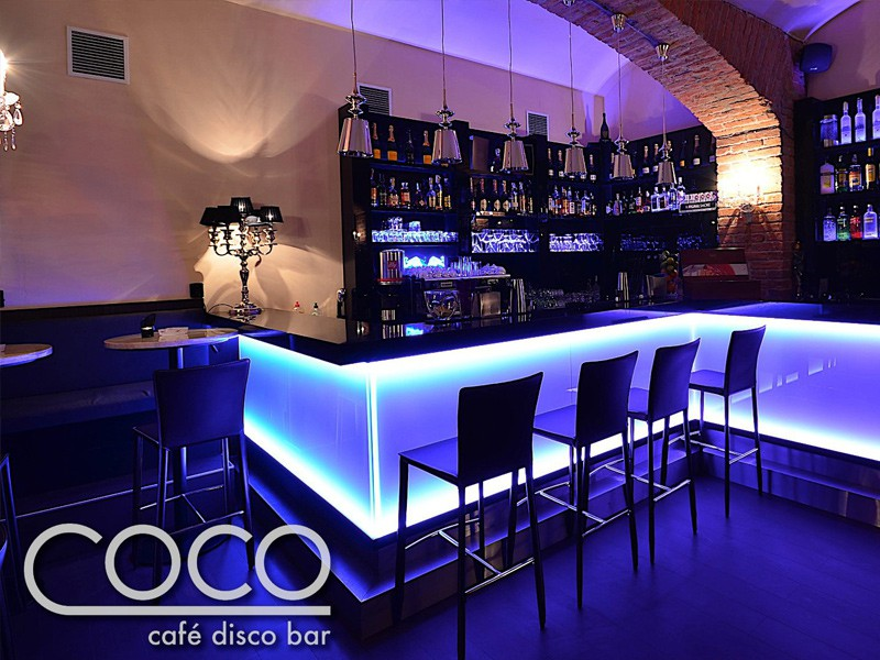 Prague tourist guide offer Coco Cafe Bar Praha image3564