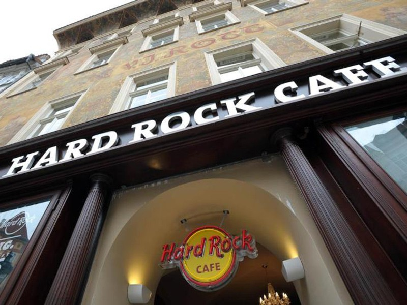 Prague&Me - Hard Rock Cafe
