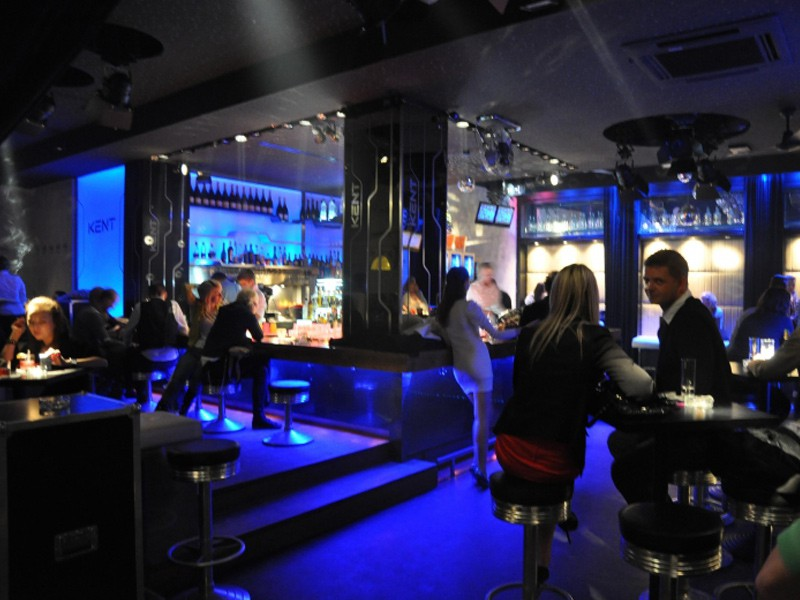 Prague tourist guide offer K.U. Lounge Bar  image2257