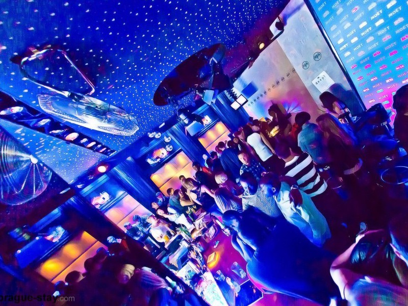 Prague tourist guide offer K.U. Lounge Bar  image2258