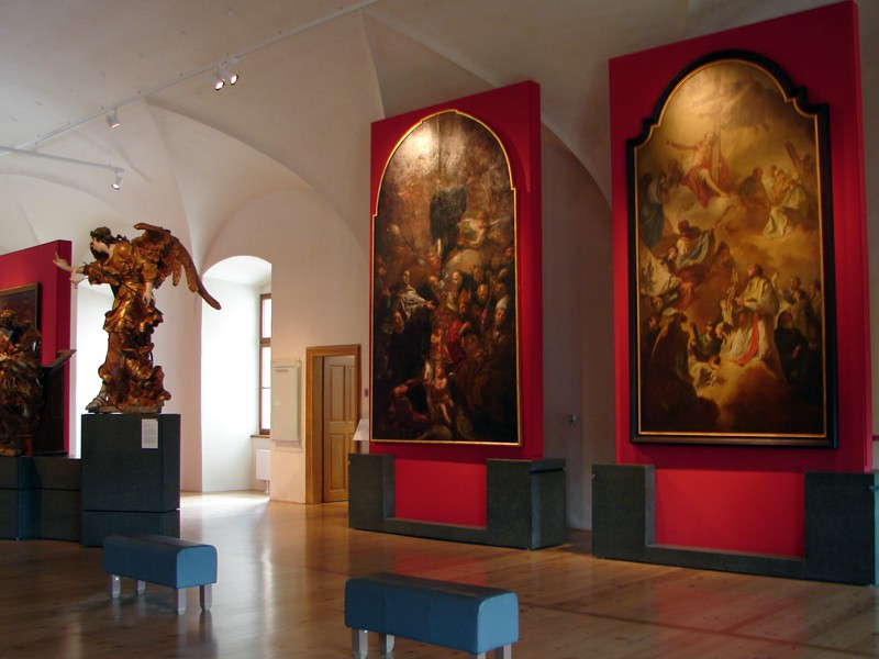 Prague tourist guide offer National Gallery in Prague image718