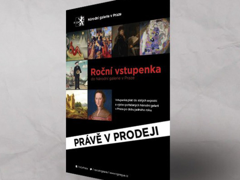 Prague tourist guide offer National Gallery in Prague image727