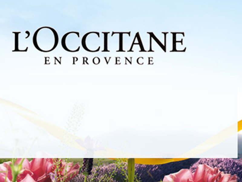 Prague tourist guide offer L'Occitane image2607
