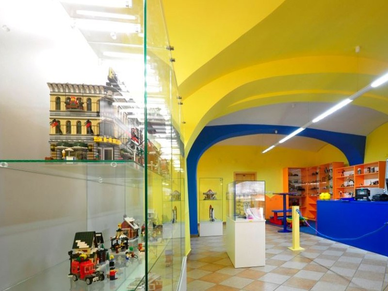 Prague tourist guide offer MUSEUM OF LEGO image412