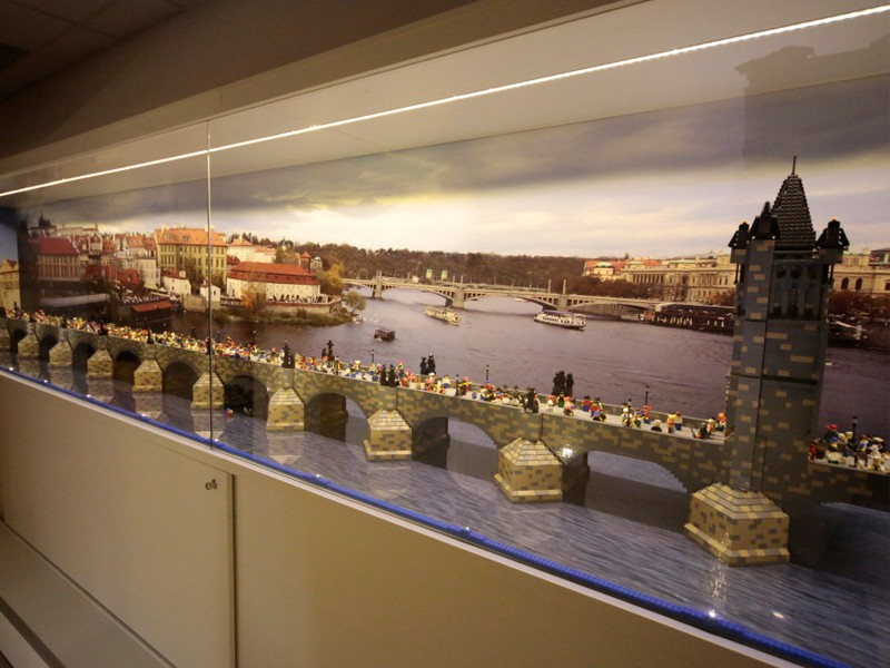 Prague tourist guide offer MUSEUM OF LEGO image415