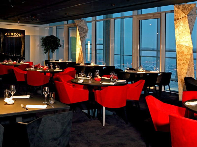 Prague tourist guide offer AUREOLE Fusion Restaurant & Lounge image4187