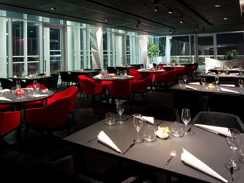 Prague tourist guide offer AUREOLE Fusion Restaurant & Lounge image4189