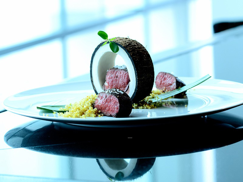 Prague tourist guide offer AUREOLE Fusion Restaurant & Lounge image4196
