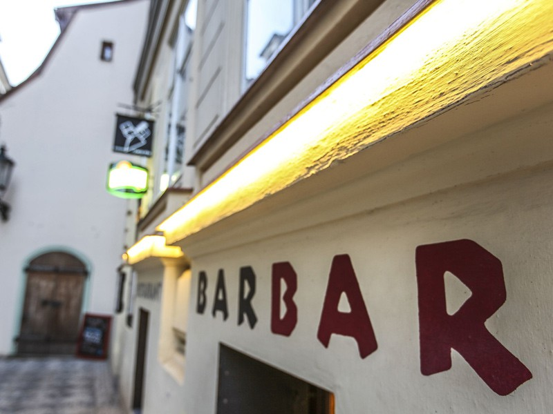 Prague&Me - Barbar Prague