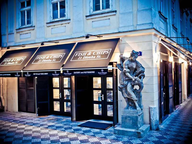 Prague&Me - Fish & Chips Prague