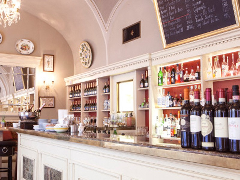 Prague tourist guide offer Cantinetta Fiorentina Prague image3813