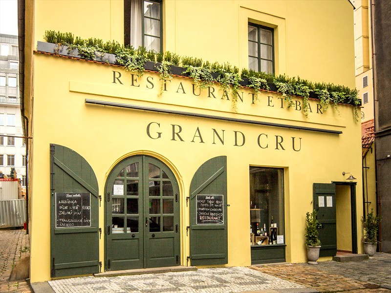 Prague&Me - Grand Cru Restaurant & Bar