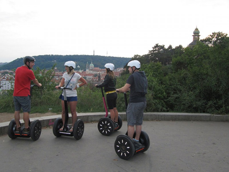 Prague tourist guide offer Segway point - Prague Segway Tours image880