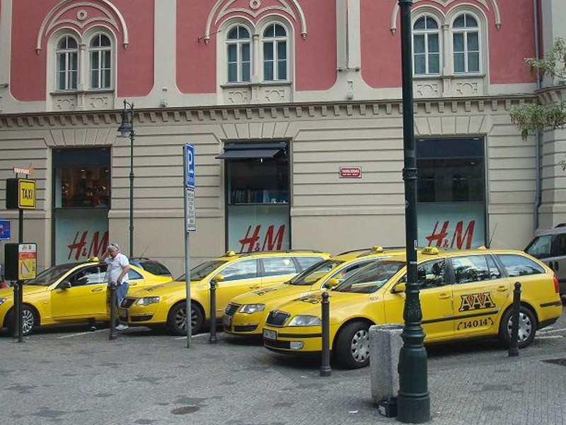 Prague tourist guide offer AAA TAXI image2812