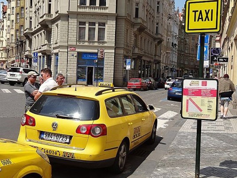 Prague tourist guide offer AAA TAXI image2815