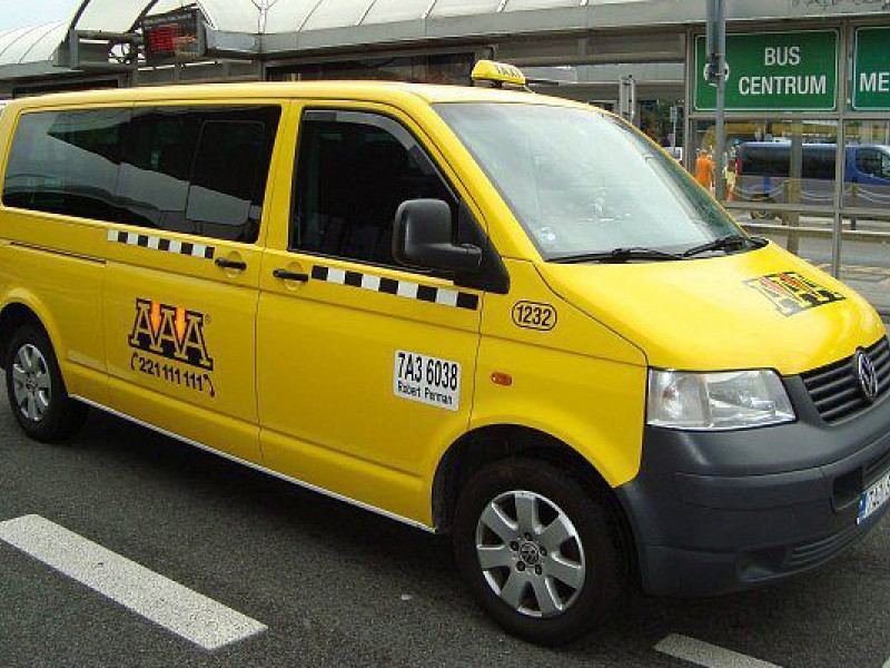 Prague tourist guide offer AAA TAXI image2819