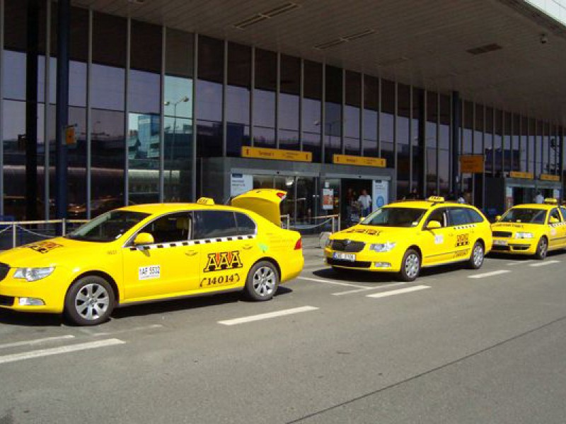 Prague tourist guide offer AAA TAXI image2821