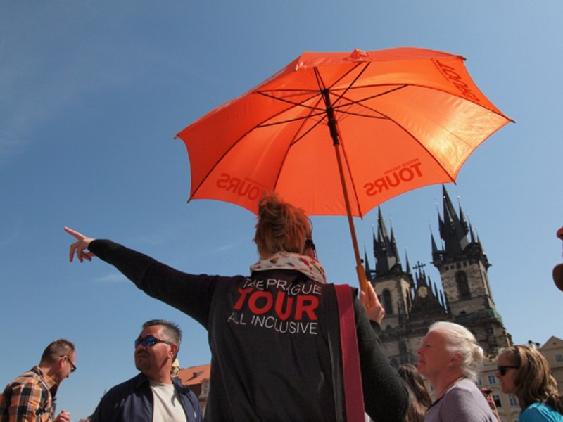 Prague tourist guide offer The Prague Tour All Inclusive image3287