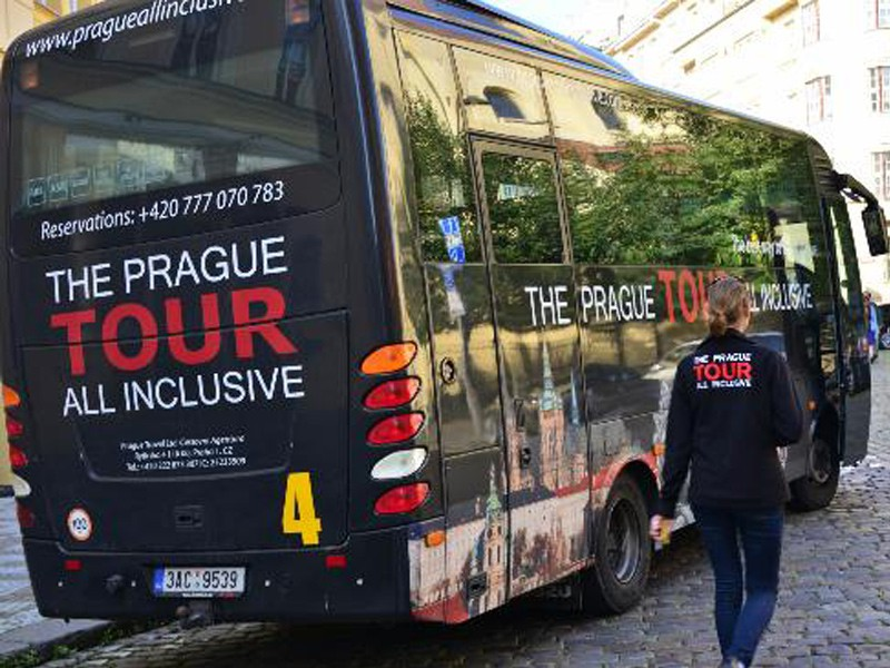 Prague tourist guide offer The Prague Tour All Inclusive image3288