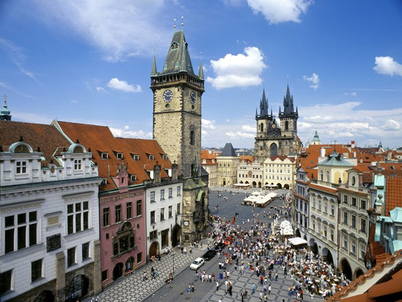 Prague tourist guide offer The Prague Tour All Inclusive image3289