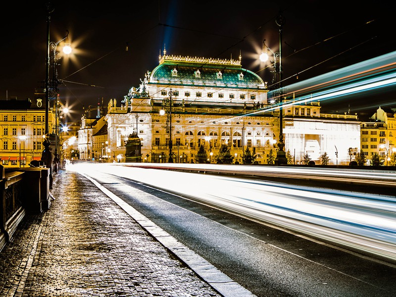 Prague&Me - The National Theatre