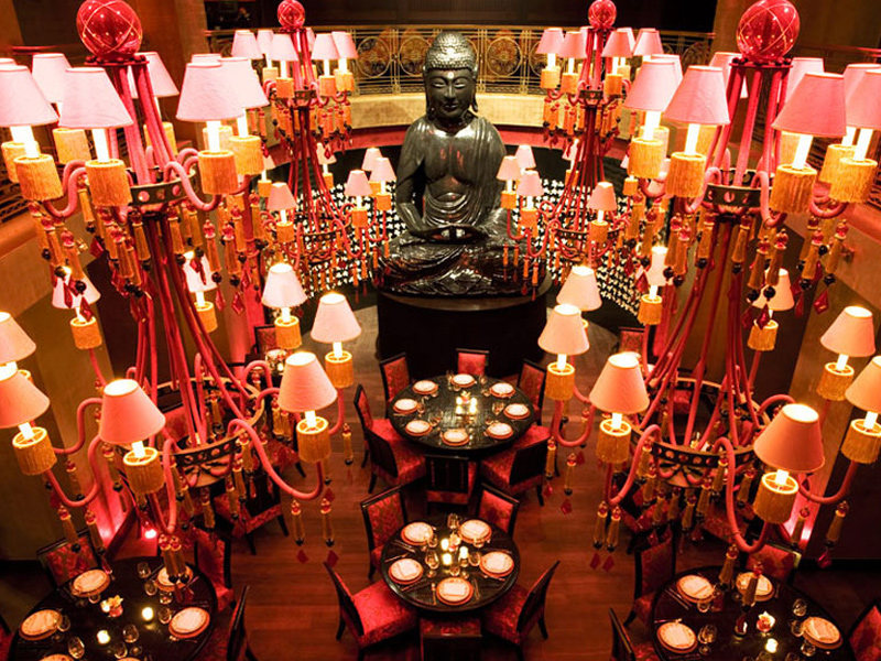 Рестораны Buddha Bar Prague